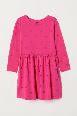 a3ee54c673 Jersey Dress