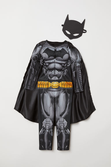 Fancy dress costume - Black/Batman - Kids | H&M GB