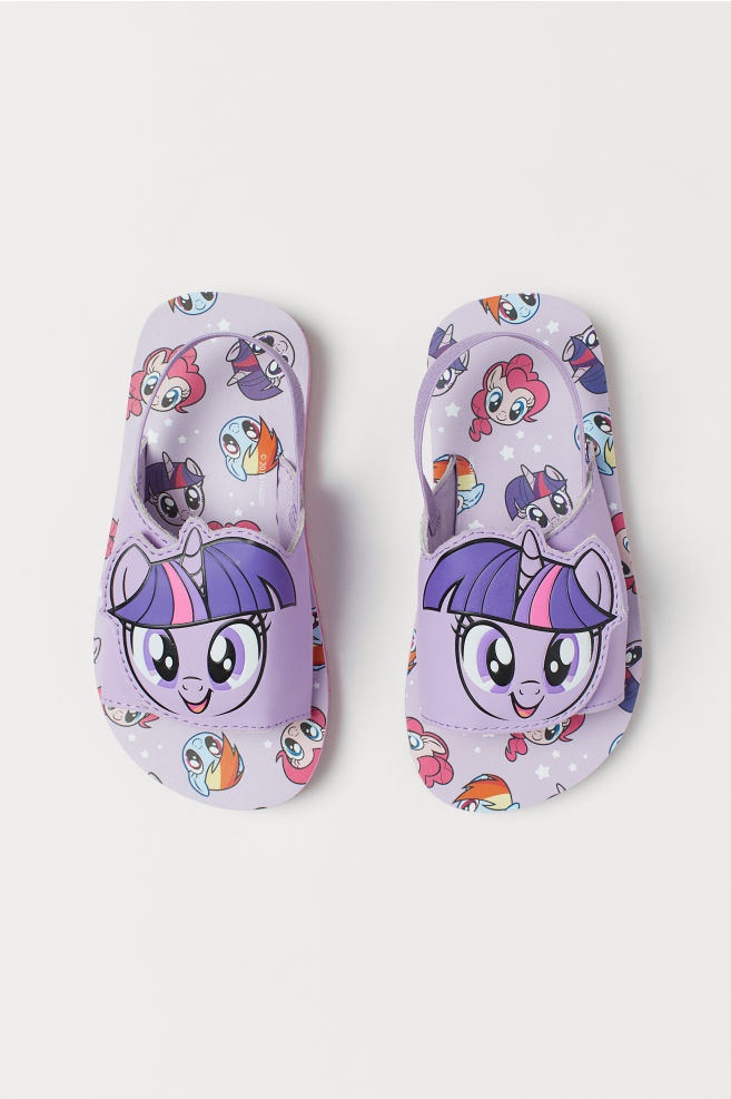 96005967db5 Badesko - Lilla/My Little Pony - | H&M ...