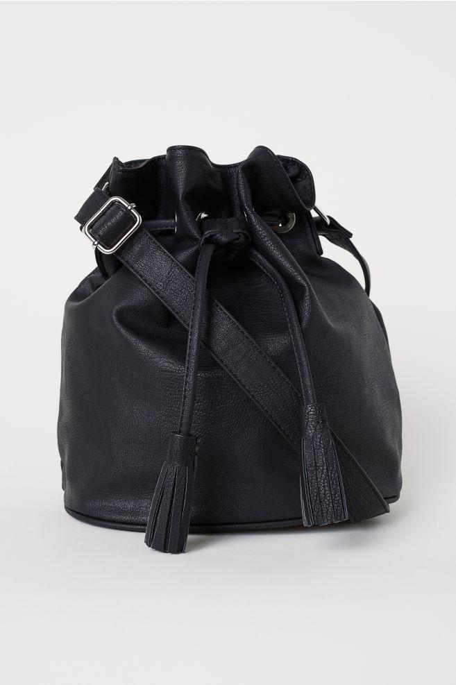 cb4ba8cc24 Bucket bag - Black - Ladies