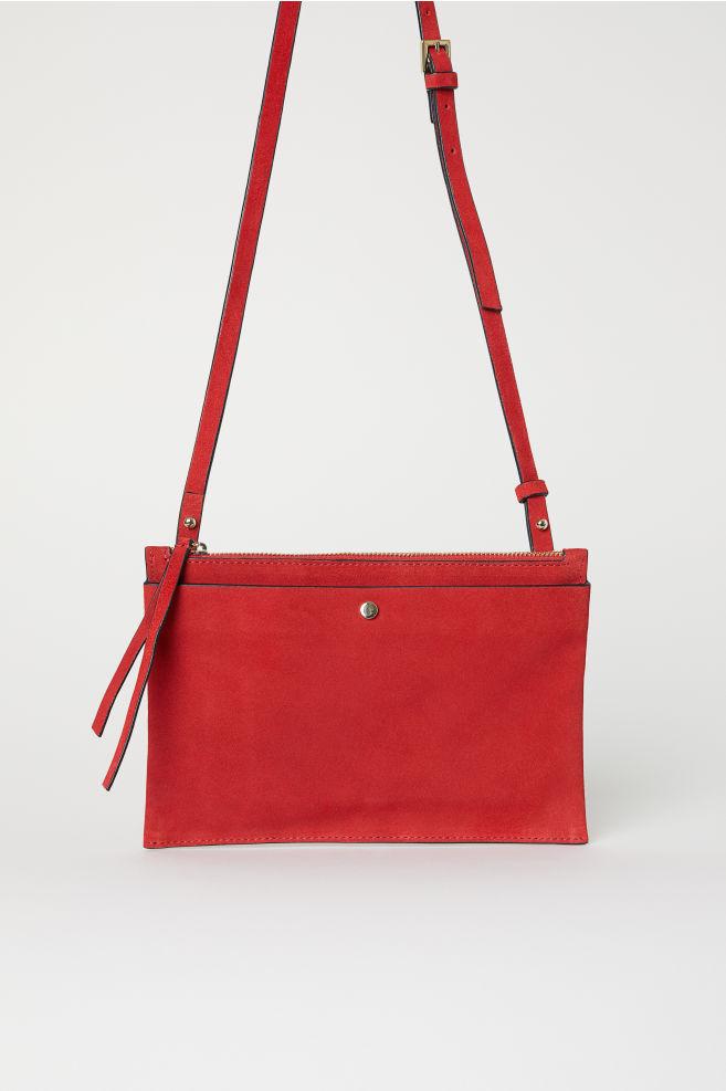 986d0f516935 Сумка на ремне - Красный - Женщины | H&M ...