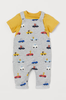 9908b709d Baby Boy Clothes | Age 4 Months to 4 Years | H&M GB