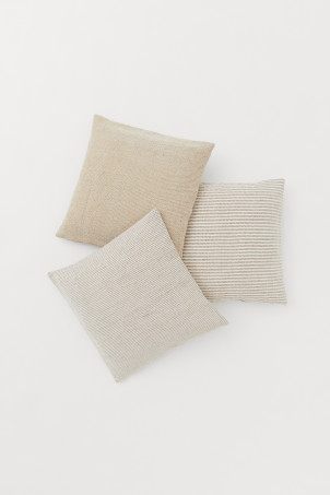 3-pack cushion covers
