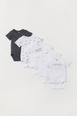 b7568d7b8 Ropa para Bebés Recién Nacidos | Moda Infantil | H&M MX