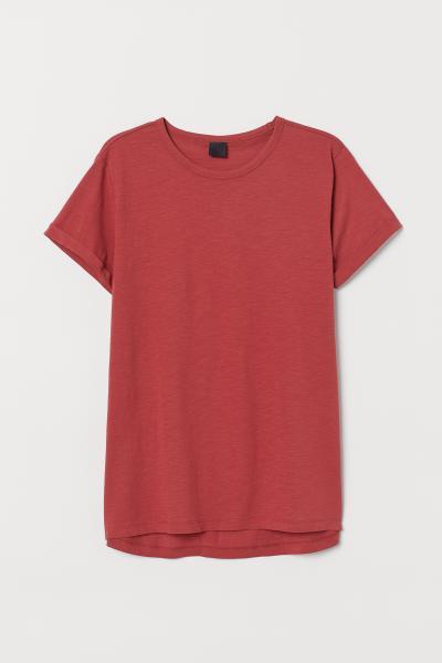 H&M - Camiseta en punto flameado - 5