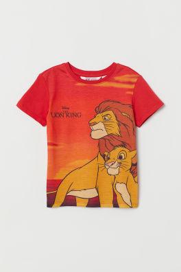 bc0d4e9b62381d T-shirt cartoni animati per bambino 1½-10 anni   H&M CH