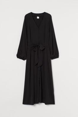 Sale  Kleider  Lange und kurze Damenkleider  H&M DE