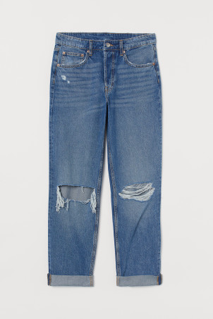 Boyfriend Regular Jeans