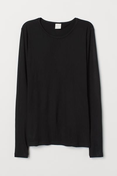 H&M - Camiseta de manga larga - 5
