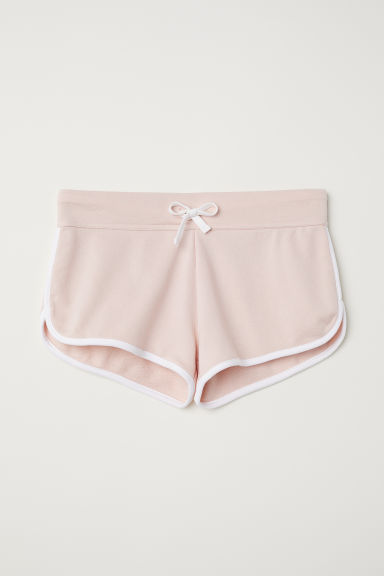 Sweatshort - Poederroze -  | H&M BE