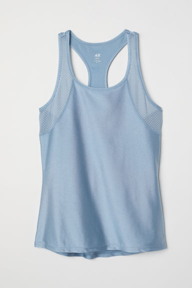Loopsinglet - Lichtblauw - DAMES | H&M BE