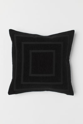 d33c1d4917f Jacquard-weave Cushion Cover