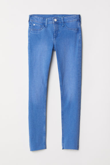 Superstretch Skinny Fit Jeans - Blauw -  | H&M BE