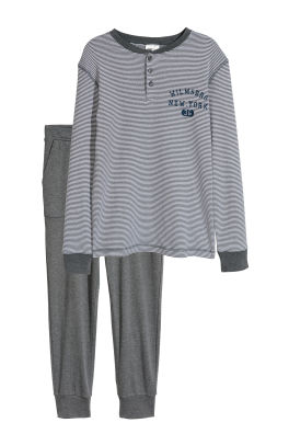 9bf9cc3e13452 SALE - Boys Nightwear - Size 134-170/8-14+ years | H&M IN