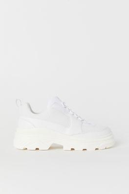 60db2a45ec054 Женская обувь | Купить обувь онлайн | H&M RU