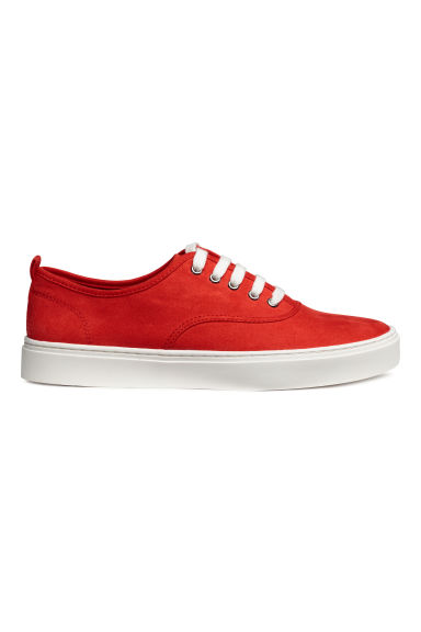 Trainers - Bright red - Ladies | H&M