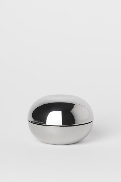 H&M - Small glass pot - 2