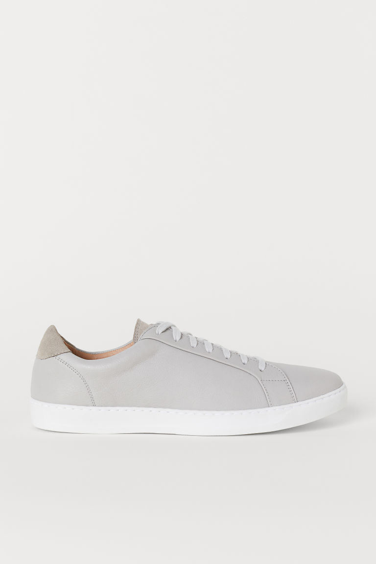 Trainers - Light grey - Men | H&M CN