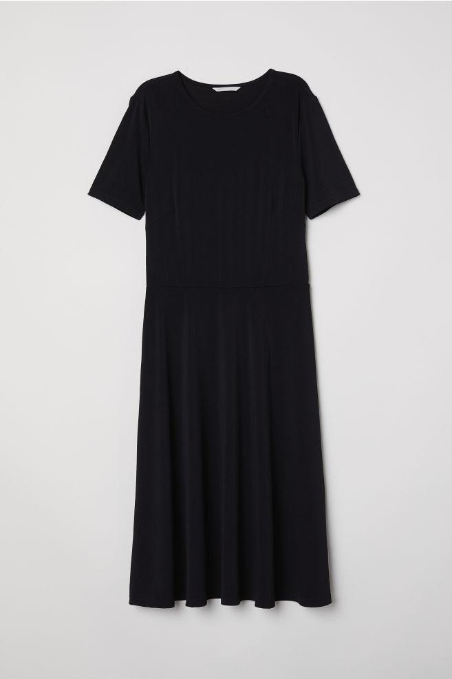 ea56ee4741 Black Dress Knee Length - Photo Dress Wallpaper HD AOrg