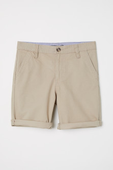 Generous Fit Chino shorts