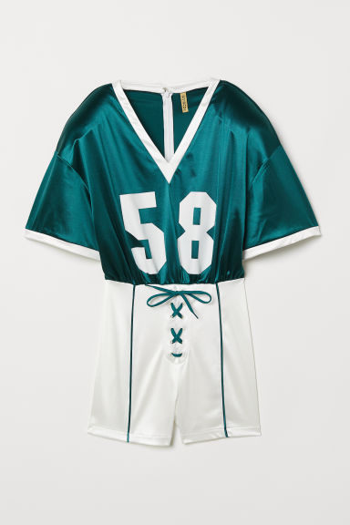 Fancy dress costume - Turquoise/American football -  | H&M