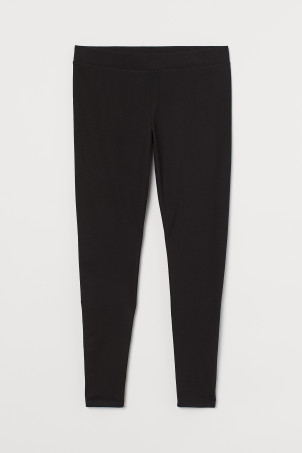 H&M+ Cotton Leggings