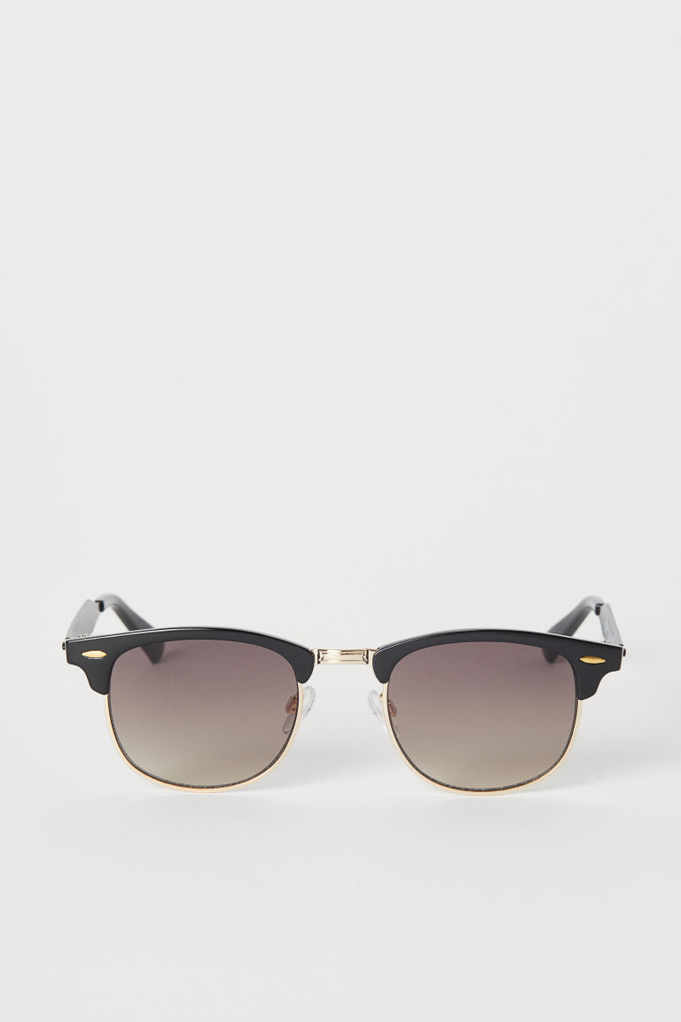 Sunglasses - Black - Men | H&M US