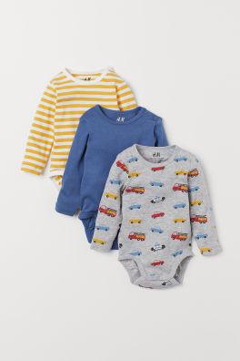 4a74e0fe446d Ropa para bebés niño - 4m-4Y | H&M ES