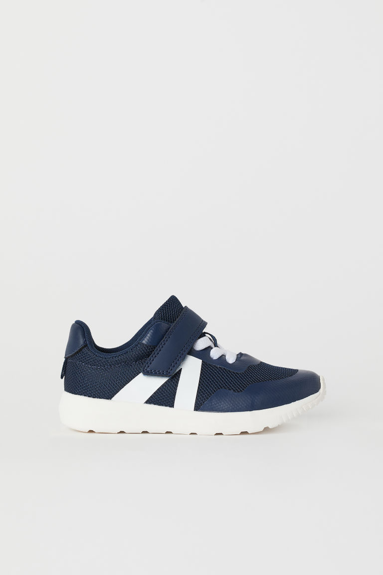 Sneakers in mesh - Blu - BAMBINO | H&M IT