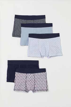 Set van 5 boxershorts - Trunk