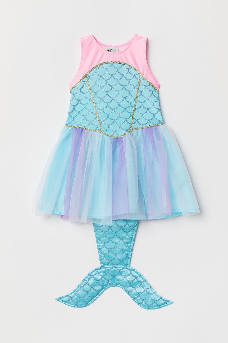 professionelles Design akribische Färbeprozesse gute Qualität Meerjungfrau-Kleid