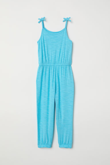 Sleeveless playsuit - Turquoise - Kids | H&M