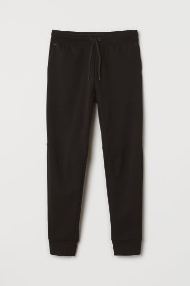 Sports joggers - Black - Men | H&M CN