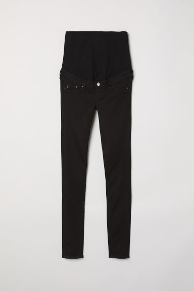 MAMA Shaping Skinny Jeans - Denim nero - DONNA | H&M IT