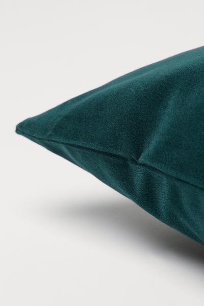 H&M - Cotton velvet cushion cover - 2