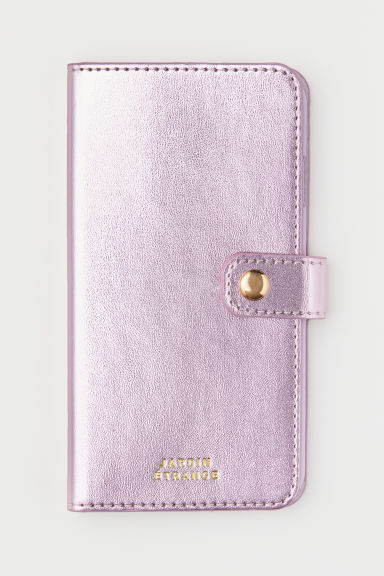 Cover per iPhone 6/8 - Rosa/metallizzato - DONNA | H&M IT