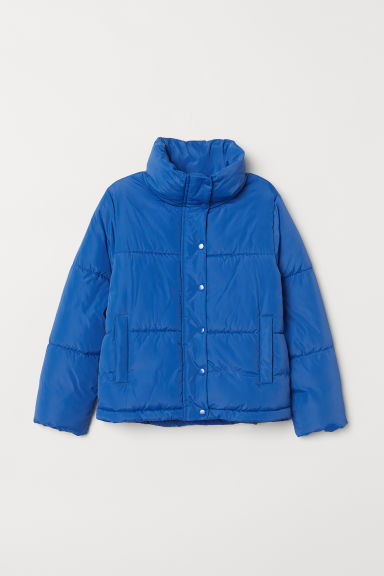 Padded jacket - Bright blue - Kids | H&M