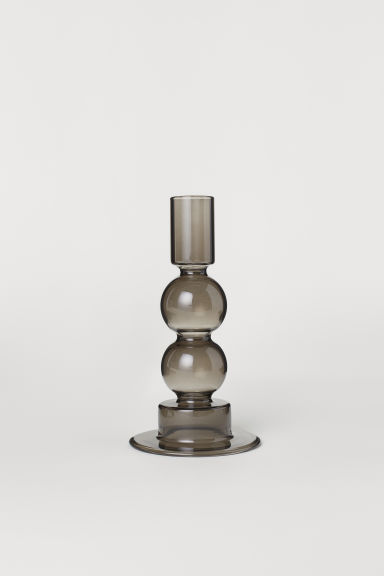 Candlestick - Dark gray - Home All | H&M CA