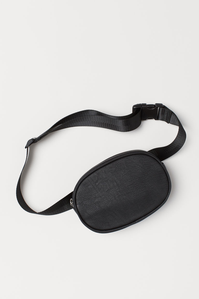 Waist bag - Black -  | H&M GB