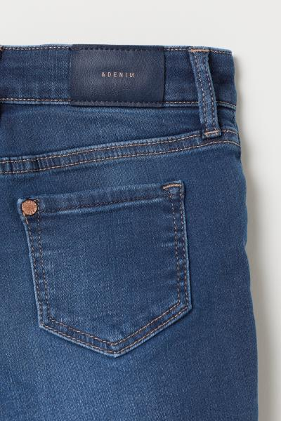 H&M - Skinny Lined Jeans - 2
