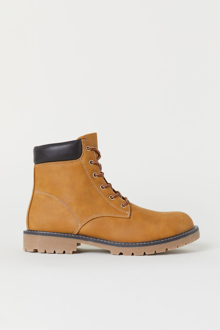 Boots - Oker - HEREN | H&M BE