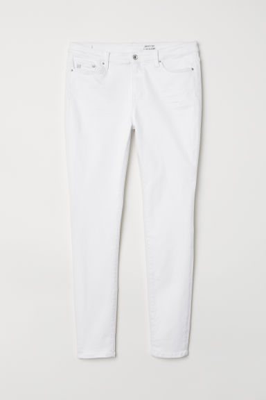H&M+ Shaping Skinny Jeans - Bianco - DONNA | H&M IT