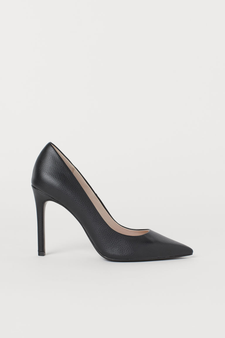 Court shoes - Black - Ladies | H&M