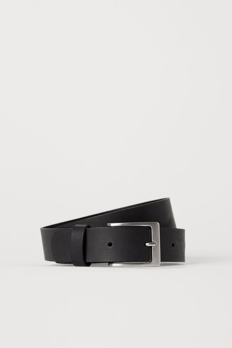 Belt - Black -  | H&M CN