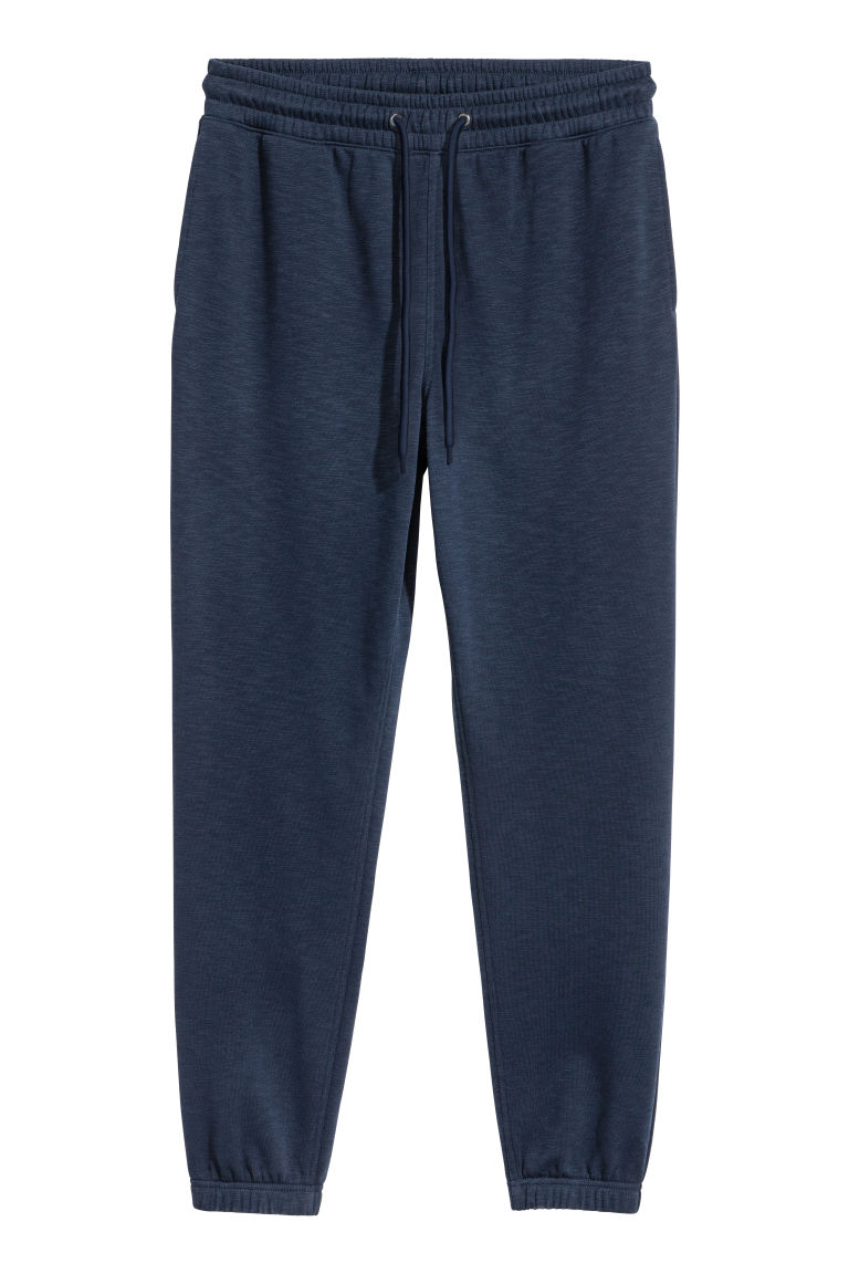 Sweatpants - Dark blue - Men | H&M