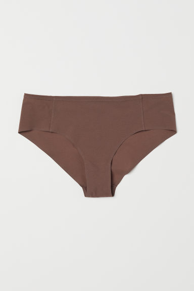 Briefs - Dark dusky pink - Ladies | H&M