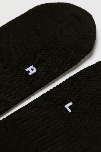 H&M - Chaussettes de sport, 3 paires - 2