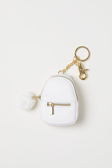 Accessorio per borsa - Bianco -  | H&M IT