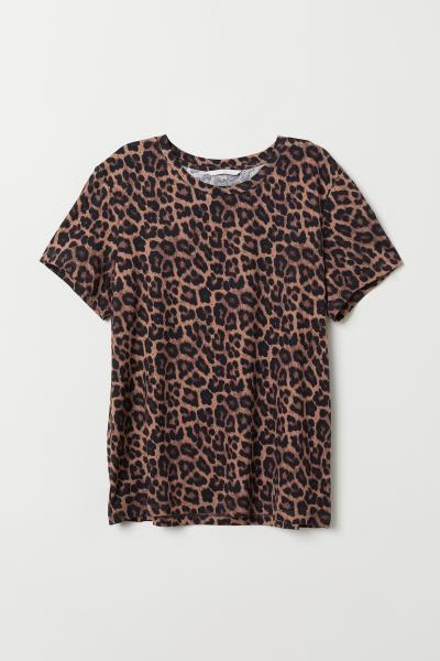 T Shirt Mit Motiv Weißfranzösische Bulldogge Hm De