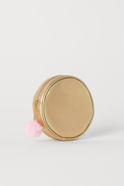 H&M - Round make up-bag - 2